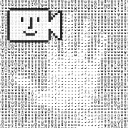 Mac & Me  by Jonathan Bobrow - Use your webcam to generate images of you with 30 years worth of apple computers.