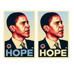 The latest Obama inspired print by artist The Mac. Check out the image and the artist in action.