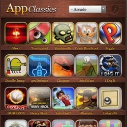 "App Classics is a new website setting its sights on being the missing ""Hall of Fame"" for the iTunes App Store."