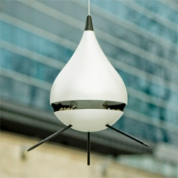 Bird Feeder by Andrew Lowe, an industrial design student studying at Carleton University.