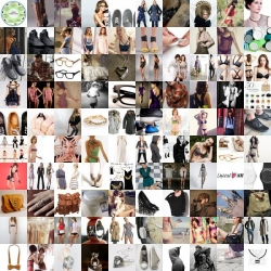 As we countdown to 2011 ~ here's a look back at the top 100 fashionable posts at NotCouture!