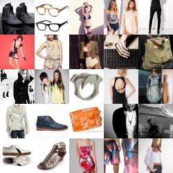 Top 25 posts over at NotCouture this week ~ looks like spring/summer is upon us ~ in the usual dark, edgy, playful NotCouture way!