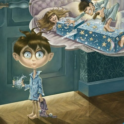 Tiji TV: Children ~ advert from DDB, Paris, France. Imagination is a powerful thing...