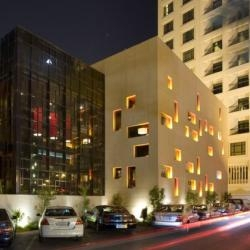 UK based architects and designers SHH have designed and branded a new three-storey, 50,000 square foot, 300 seat restaurant in Bahrain called Nu Asia.