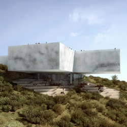 New Tamayo Museum by Rojkind Arquitectos