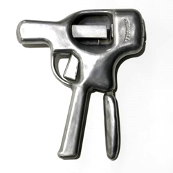 1950's Krakall 'nutcracker' cast and polished aluminum.