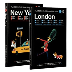Monocle launches a Travel Guide Series published by Gestalten - coming soon are London and New York