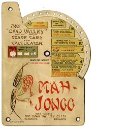 "Curious how this ancient Chinese table game became such a smash among American Jews that it evolved into a Jewish game. ""Project Mah Jongg,"" opens at the Museum of Jewish Heritage on May 4 and continuing through December."