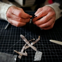 interesting nytimes article and slideshow on shoemaking.