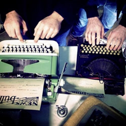 Great slideshow from the NYtimes exploring vintage typewriters and the people who love them.