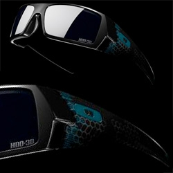 Oakley debuts its 3D eyewear with the Gascan made for the upcoming Tron movie!