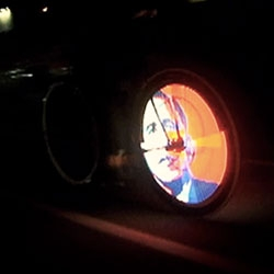 Mission Bicycle Co. ❤'s Obama ~ nice video of their use of MonkeyLectric LED bike tech to spread the word