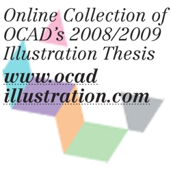 An online collection of the 2008/2009 Thesis work from OCAD Illustration Students.