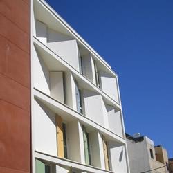 Social Housing - Gran Canaria - Spain / Romera y Ruiz Arquitectos