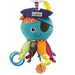 What baby doesn't need a Pirate Octopus (though they call him Captain Calamari)