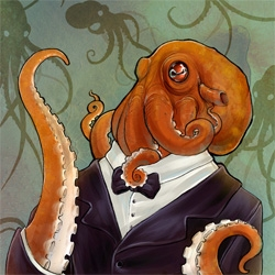 Nomi Chi's Dr. Octopus ~ also check out some of her other amazing sketches