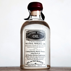 Black Creek Mercantile & Trading Company Oils - from Lemon or Rosemary Cutting Board Oil to Knife & Blade Oil