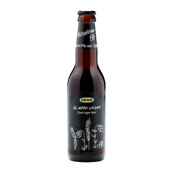 IKEA launches a dark lager beer in the UK