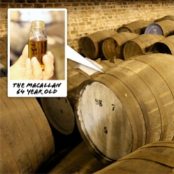Adventures with The Macallan ~ the process of sampling whisky from casks ~ got hands on drilling, siphoning, and more in the warehouses... including the 1946 cask!