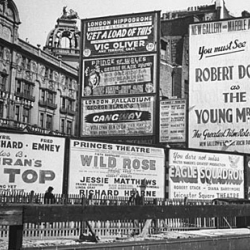 Kempt offers a look back at the text-heavy advertising of the past, with a little help from the LIFE photo archive.