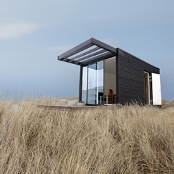 Swedish company Add-a-room makes these modular One+ house concepts.