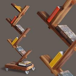 STOA Istanbul's KİTAP 03 - beautiful bookshelf!