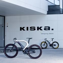 Kiska co-designed the new concept bike Opel RAD e with Pedelec drive.