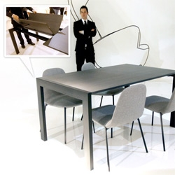 Zannota Zum Expansion Table ~ truly genius and unexpected the way this table expands... see the video!