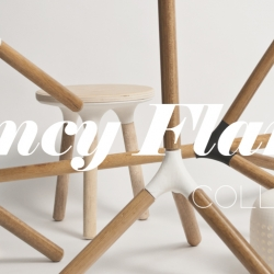The Fancy Flange Collection: A collection of experimental products to improve the open floor plan and studio environments.