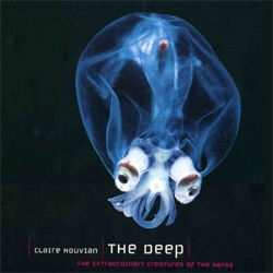 The Deep: The Extraordinary Creatures of the Abyss, by Claire Nouvian ~ i just rediscovered this coffee table book i've been meaning to buy!