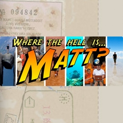 Where the Hell is Matt? (2008) He strikes again ~ this time with many dancing with him in over 42 countries!