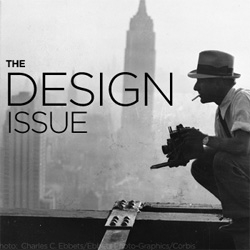 Check out the Design Issue of Nerve Magazine