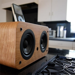 The Vers 2x ~ unboxing and hands on review of the new Vers 2x cherry wood speaker system. Its beautiful down to the tiniest details.