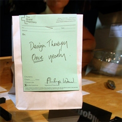 The Brand Pharmacy just filled my prescription of Design Therapy... curious what's inside? And what CITIZEN:Citizen has been up to with Jimmy Jane, All Purpose, and Filius?