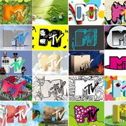 MTV! I always loved the awesome animated logo interstitials, this morning i obsessed over the awesome designer backgrounds their website has!