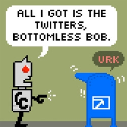 LOLBots!!! The new comic from RStevens of Diesel Sweeties is absolute pixelated robotic delightfulness. (and it's specially designed to be iphone friendly!)
