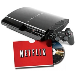 Netflix coming before year's end to PS3!