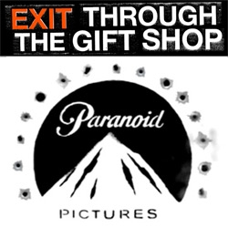 Banksy does Sundance ~ announcing his feature film: Exit Through the Gift Shop ~ see the trailer!