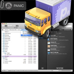 Panic Transmit 4 ~ my favorite FTP client for Mac OSX gets a slick major upgrade!