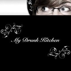 My Drunk Kitchen - Hilarious video series from Hanna Hart combining comedy + cooking + getting liquored up... with the famishedness and rambling that comes in between.
