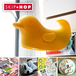 A peek inside the Skip Hop design studios and a preview of their new collection!