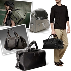 NOTCOT picks our favorite Weekender Bags! Gorgeous, functional, and definitely lustworthy...