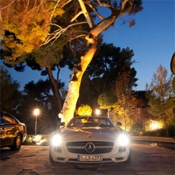 24 hours in the Côte d'Azur bouncing from Monaco in and out of Italy exploring the Mercedes SLS AMG Roadster... so many beautiful adventures see it all rounded up in one crazy photo spread!
