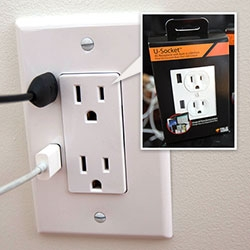 Playing with and installing the U-Socket USB Power Outlet! Is it technologically advancing your house, or another silly luxury?