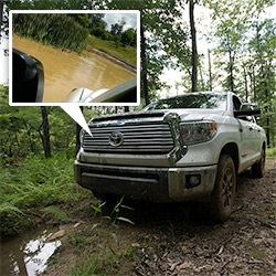 Adventures with the 2014 Toyota Tundra in Farmington, PA ~ I went offroading, shooting, exploring, towing tractors, playing with tigers and wolves, and so much more...