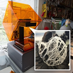 Formlabs Form 1+ desktop stereolithographic 3D printer at NOTlabs! We spent the last few weeks with their newest machine and it is impressive. Here's the full epic unboxing and experiments...