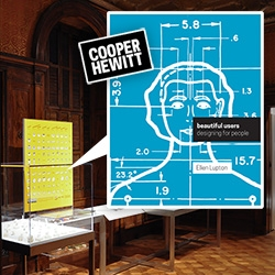 The Free Universal Construction Kit is currently at the Cooper Hewitt Museum in the Beautiful Users Exhibition!