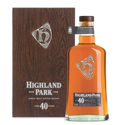 I was so intrigued by the packaging of the Highland Park Single Malts, here's a look at some of the before and after, as well as some of the rationale behind the design
