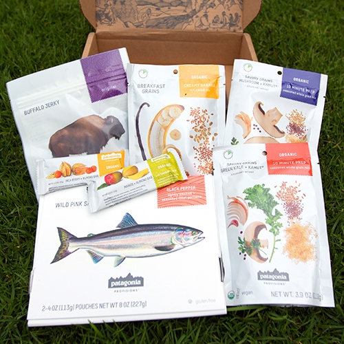 Patagonia Provisions! Unboxing, tasting, and a detailed look inside some of the growing offerings from Patagonia's food collection to help feed people well and repair the food chain.