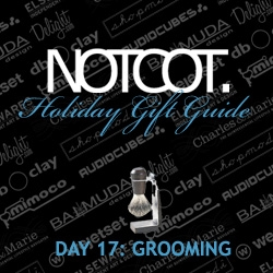 Gift Guide Day 17 ~ all about grooming, some gadgets and potions for men and women that even look good in your bathroom...